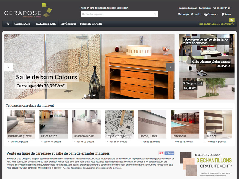Atlantic Multimedia Ecommerce Archives Atlantic Multimedia - Carrelage e commerce